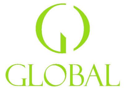 Global - vertical green 400
